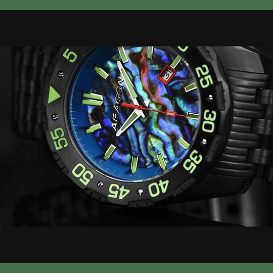 Reloj Automático Aragon Sea charger