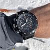 Reloj Citizen eco drive altichron BN5058-07E