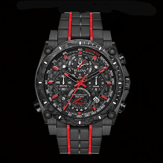Reloj Bulova precisionist 98B313