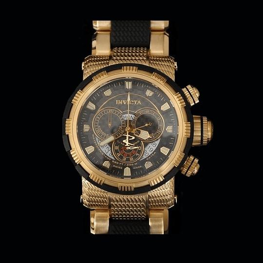 Reloj Invicta Reserve Capsule Gold 80302