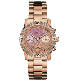 RELOJ GUESS GOLD ROSE U0774L3