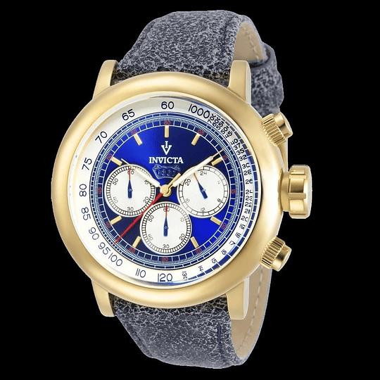 Reloj Hombre Invicta Vintage azul 13057