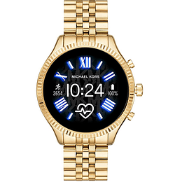 Reloj Michael Kors connect gold