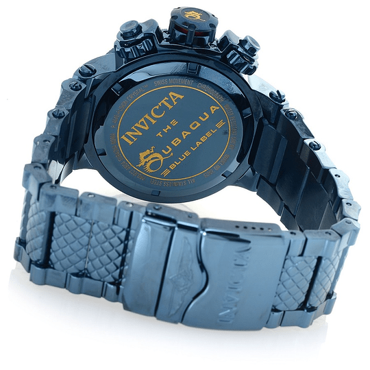 RELOJ INVICTA SUBAQUA BLUE LABEL