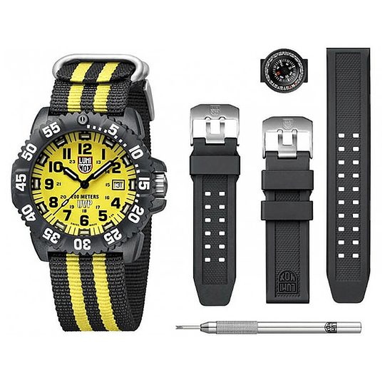 Reloj Luminox Navy seal 3950