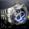Reloj Hombre Invicta Venom dragón azul