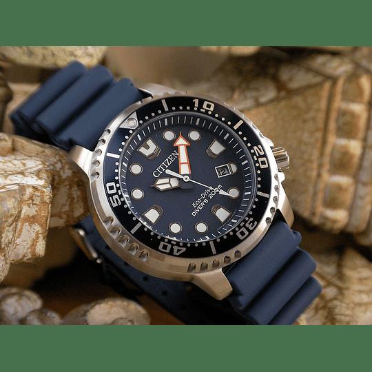 Reloj Citizen Eco drive promaster diver BN0151-09L