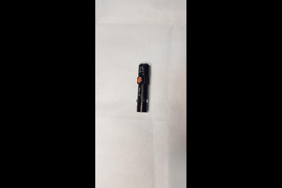 LINTERNA T6 RECARGABLE VIA USB