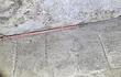 Linterna led T6 con bastón de señales