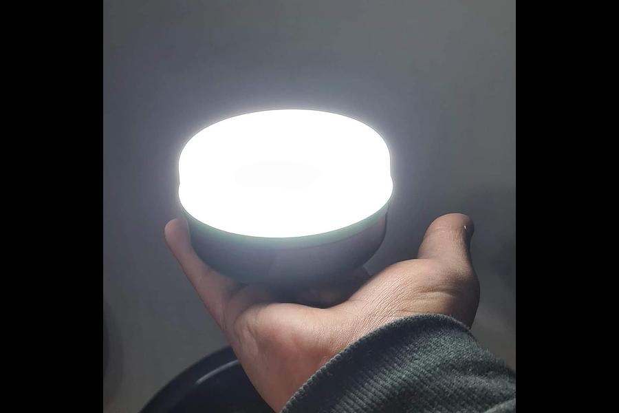 FOCO LED CARPA RECARGABLE