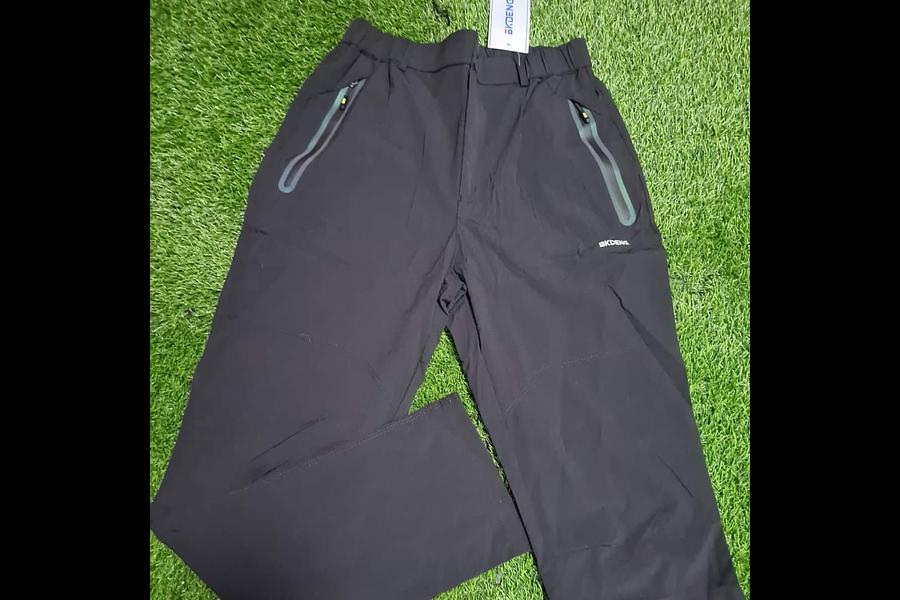 Pantalones Trekking Secado rápido elasticados