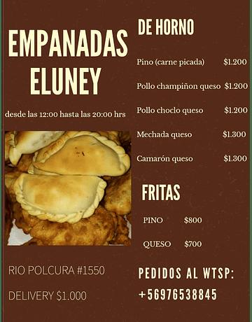 EMPANADAS ELUNEY