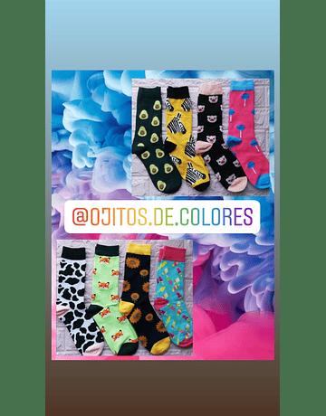 OJITOS DE COLORES