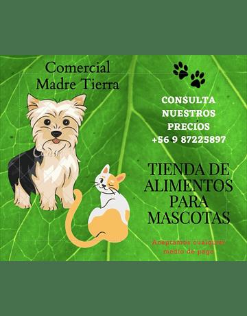 Madre Tierra - Alimentos para Mascotas