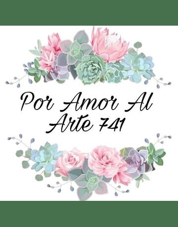 Por Amor Al Arte 741 - Amigurumis