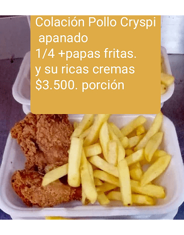 """Pollería Peruana  """"Pollos del Inca"""""""