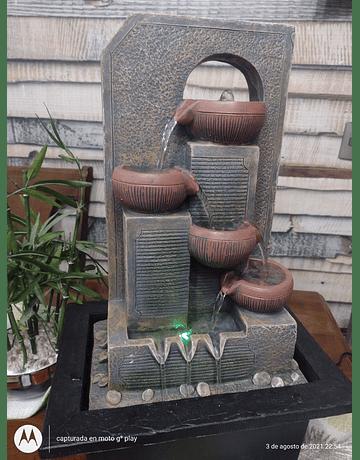 Fuentes de agua José budha