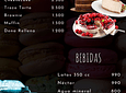 PECADOS CAFES Y CREPES SPA - DELIVERY