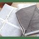 Funda Jersey Algodón Verde Ostra/Visón 280x240