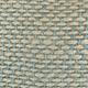 Cojín de Lino Crudo/Celeste Agua 30x40