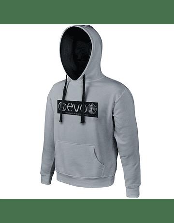 Sweatshirt Basic Gray | Black