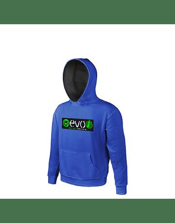 Sweatshirt Kid Blue | Black