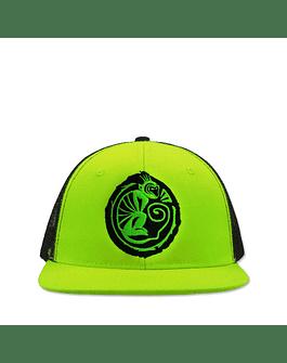 Cap Bordado Mesh 74