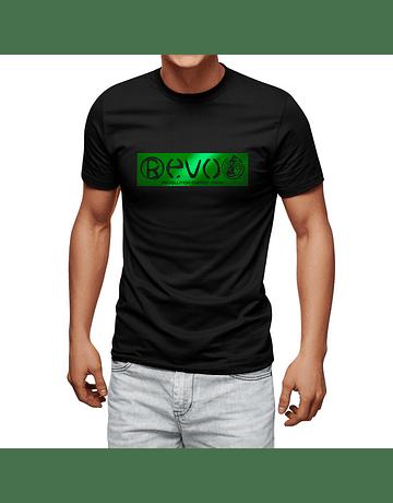 T-Shirt Black Esmeralda