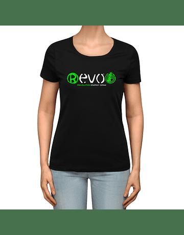 T-Shirt Black Original Women