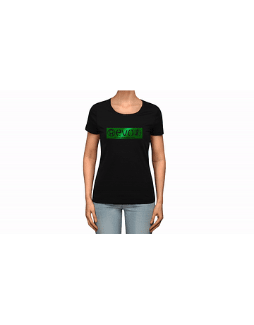 T-Shirt Black Esmeralda Women