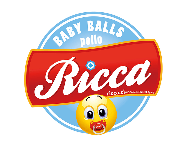 Baby balls (albóndigas) de pollo 🐔