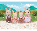 Familia Conejo de Leche