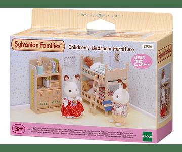 Muebles Habitación Niños