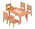 Set Mesa de  - PREVENTA (disponible desde 13 Mayo)