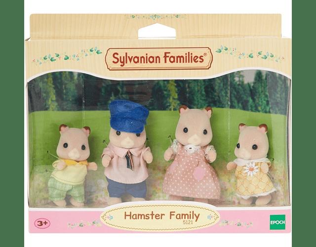 Familia Hamster (Envase deteriorado - producto sin cambio)