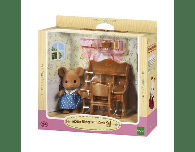 Set ratón con escritorio