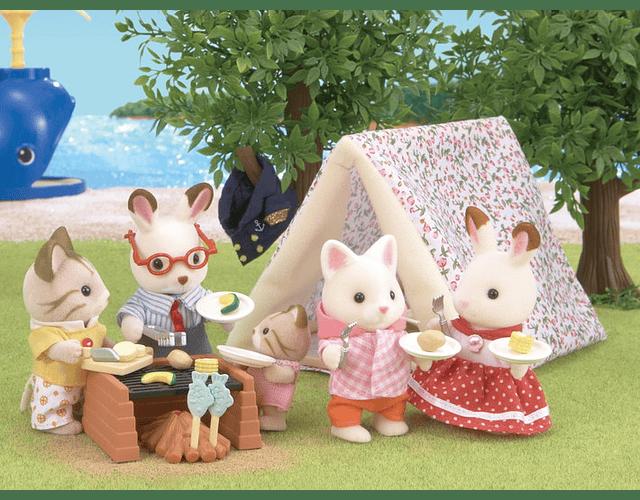 Set Camping