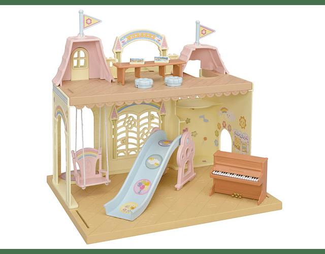 Castillo Guardería de bebés