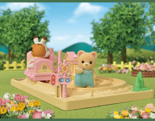 Tren cho cho bebés