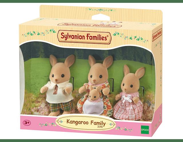 Familia Canguros