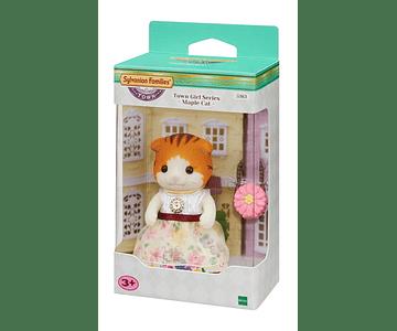Town Series Niña - Maple cat