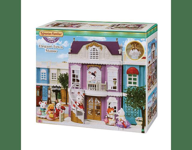 Casa Elegant Town (Envase deteriorado - producto sin cambio)