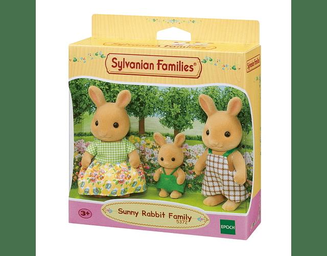 Familia conejo Sunny