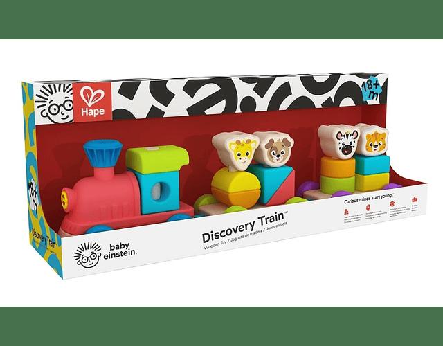 Discovery train Baby Einstein