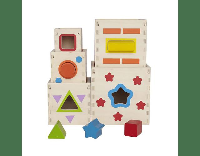 Pirámide de juego