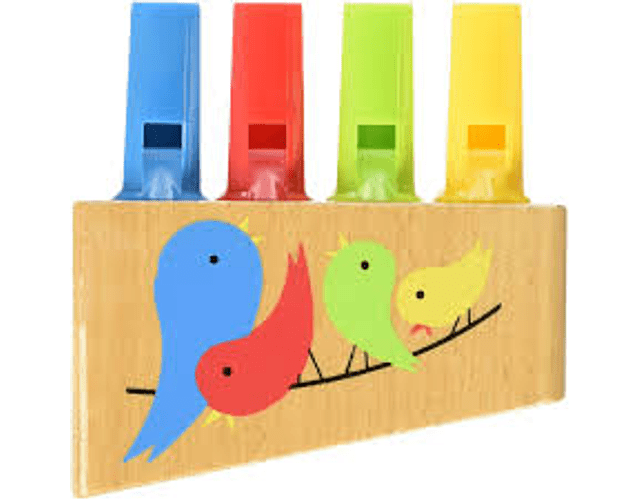 Flauta arcoiris