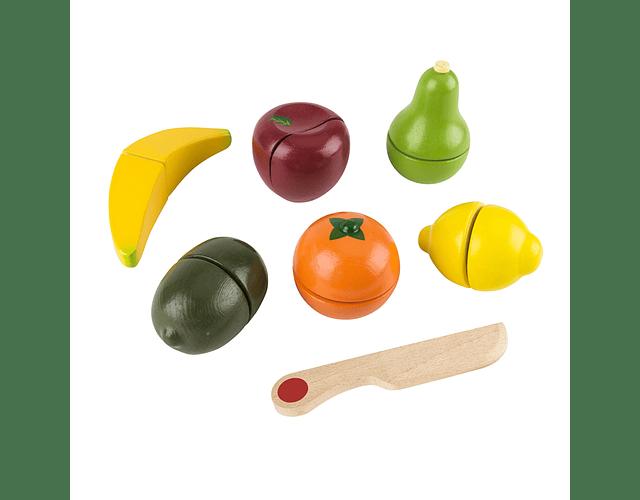 Set de frutas