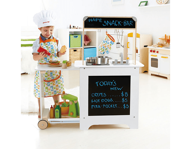 Cocina para servir