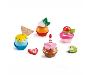 Set de cupcake