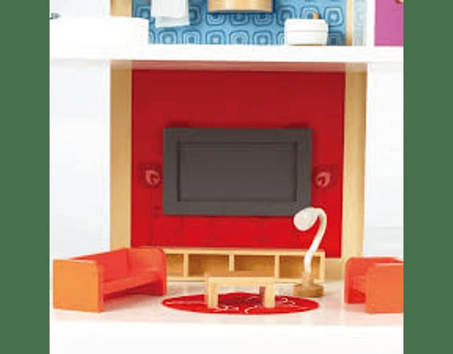 Casa muñecas los sueños